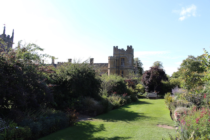 View of Sudeley Castle